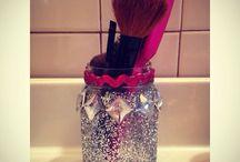 MASON JAR CRAFTS! / by Juliza Clark