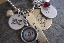 Give it a try.... / Crafts ..... mostly hand stamped jewelry that I want to make.  I don't even have a stamp set but it is on my to do list.   / by Holly Carnes