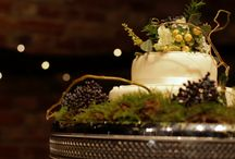 Cakes and Cutlery / A few wedding ideas from some of the beautiful weddings filmed by ndr films. www.ndrfilms.co.uk