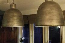 koof industriele lamp