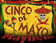Cinco de Mayo Mayhem - Murder Mystery party / Cinco de Mayo Murder Mystery Party Game - 8-14 players, 14 years and up for difficulty in a home party setting. Expansion pack (6 character) is available.