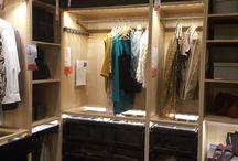 Dom - garderoba