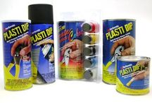 Plasti Dip Home Solutions Products / http://www.plastidip.com/diy.php / by Plasti Dip