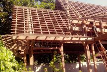 on SALE / this is a building structure made by my father from original teak wood (kayu jati).  If anyone interest on this, you can contact me on naluritadinda@ymail.com