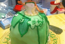 Birthday Fairy Cake