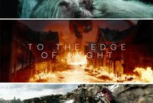 Hobbit / If this is to end in fire then we shall all burn together