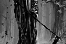 Śmierci i kostuchy