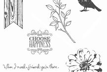 Stampin' Up! Choose Happiness