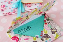 Making gift card envelope