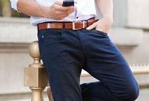 Men's Casual Street Style