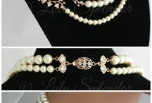 wed necklace / by Ashley Rios