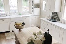 Brocante kitchen