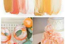 Wedding {Palettes}