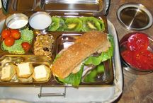 Lunches / These are lunches that I used to make for my son when he still carried his Planet Box Lunchbox. These are for an older child in middle school. I used Annabelle Karmel books for many of the recipes. Since I have made these lunches we have become a paleo family and don't eat any bread or pasta, but these were pretty well rounded lunches for a middle schooler.
