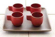 Custom Espresso Cups and Plates / Custom Espresso Cups and Plates / by Ottavio Siani