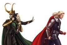LOKI and Avengers