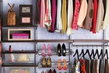 My closet makeover / by Reena Nyquist