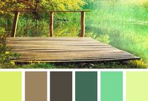 Colors / Samples for interior design
