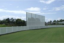 Polvin PVC Fencing / A range of Commercial and Domestic PVC fences we've manufactured and installed!