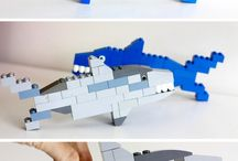 Lego Mania / How to's Lego building