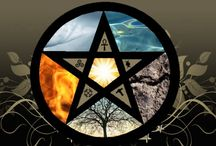Wicca / To cover my new interest in Wicca.