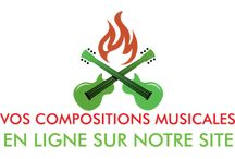 Vos compositions musicales