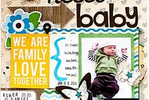 Scrapbook Ideas / by Hess Family