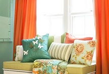 Living room decor / by Kayla Applequist