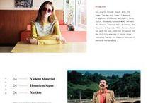 Website,newspaper,design