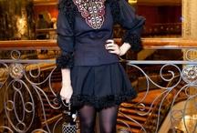 Style Icon: MD / Following the fashions of Miroslava Duma / by Liz