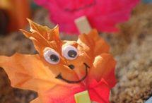 William: Fall Crafts / by Barb Sloan Bonfiglio