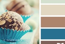 Color Palette Ideas / by Christine Foster