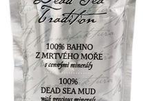 DEAD SEA COSMETICS / Gift for her spa gift natural cosmetics dead sea mask body scrub natural soap shower gel body peelingmud mask