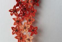 fleur macramé