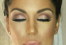 Makeup Looks / Makeup Looks for All Occasions!  / by Christine Fuchsel