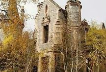 ruiny, zrúcaniny