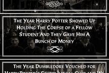 Hogwarts / ❤️❗️