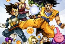 Dragon Ball / Dude, Dragonball!!!