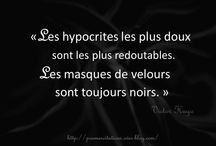 une belle brochette de .. S.I.H OU A.A.A / what 's the fuck with this people: Association of Arrogants Assholes, preacher of hate , enemies of women , heartless gents and a bunch of idiots