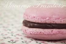 Eat/Drink ~ Macarons / Macarons, meringues, pavlovas... / by Kate Wynn