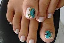 Diseños de uñas de navidad