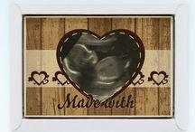 Aankondiging zwangerschap / Vertel familie en vrienden op een echt originele manier dat je zwanger bent! Op deze pagina vind je de leukste ideeën voor aankondiging zwangerschap.