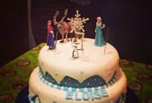 More birthday cakes!!