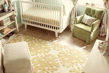 Future Nursery Ideas / by Jordan Grantham / The Happy Homebodies