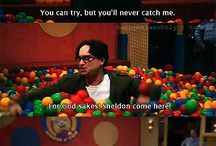 big bang theory / tv show