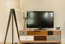 TV Units with Style / Trendy, funky and ultra stylish TV units