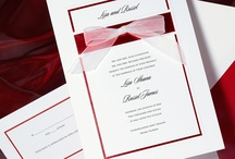 Invitations / by That's It! A Personal Touch