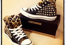 For the Love of Converse / I love all things Converse Chuck Taylor All-Stars / by Luvvie A
