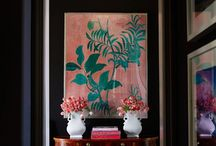 Chinoiserie rooms