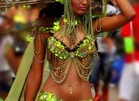 La Vida es Un Carnaval / In Rio de Janeiro, Trinidad and Tobago and several European countries Carnival celebrations move into high gear this weekend. For those of us who grew up with this amazing festival we'd like to share some images with you!